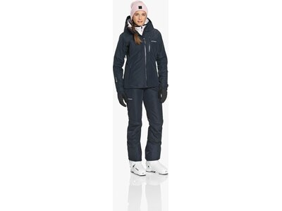 ATOMIC Damen Skihose W SAVOR 2L GTX PANT Blau