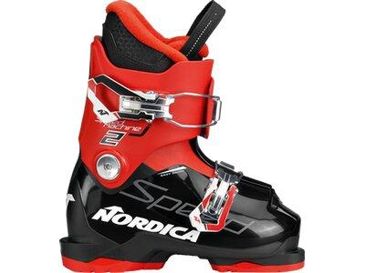 NORDICA Kinder Skistiefel SPEEDMACHINE J 2 Rot