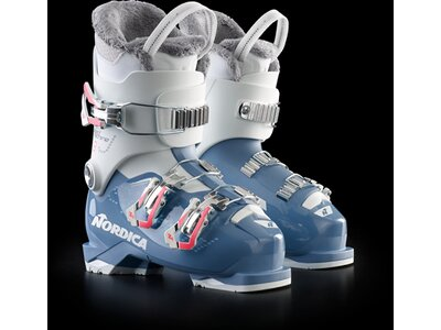 NORDICA Kinder Skistiefel SPEEDMACHINE J 3 (GIRL) Blau