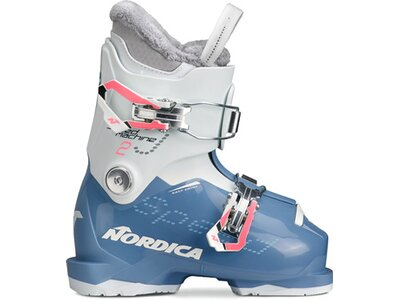NORDICA Kinder Skistiefel SPEEDMACHINE J 2 GIRL Blau