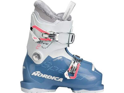 Nordica Mädchen Skischuh SPEEDMACHINE J 2 (GIRL) Blau