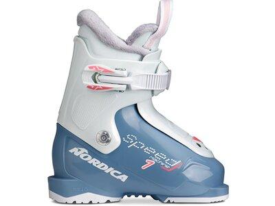 NORDICA Kinder Skistiefel SPEEDMACHINE J 1 GIRL Blau