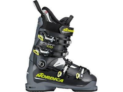 Nordica Herren Skischuh SPORTMACHINE 100 Grau