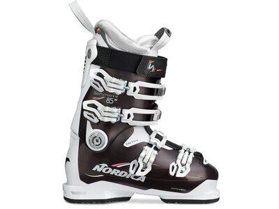 NORDICA Damen Skistiefel SPORTMACHINE 85 Schwarz