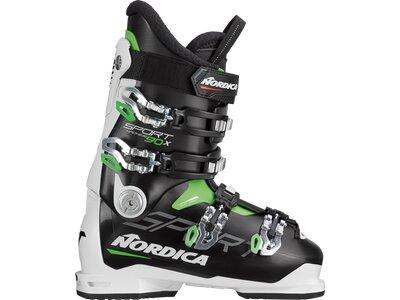 Nordica Herren Skischuh SPORTMACHINE 90 X Schwarz