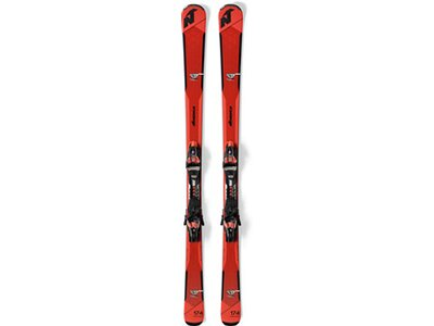 NORDICA Herren All-Mountain Ski GT SPEEDMACH.80 FDT+XCELL14FDT Schwarz
