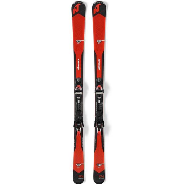 NORDICA Herren All-Mountain Ski GT 80 TI FDT + TPX12 FDT