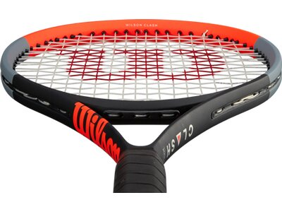 WILSON Herren Tennisschläger CLASH 100 UL Schwarz