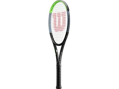 WILSON Herren Tennisschläger Blade 101L V7.0 Grün