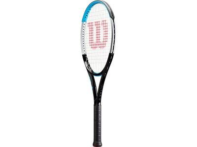 """WILSON Tennisschläger """"Ultra 100UL V3"""" - besaitet - 16 x 19 Weiß"""