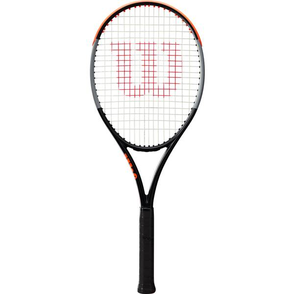 WILSON Herren Tennisschläger BURN 100 V4.0 TNS RKT