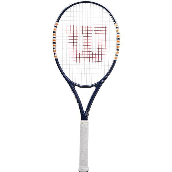 WILSON Herren Tennisschläger ROLAND GARROS EQUIPE HP TNS RKT