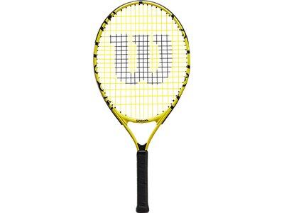 WILSON Kinder Tennisschläger MINIONS 23 Schwarz