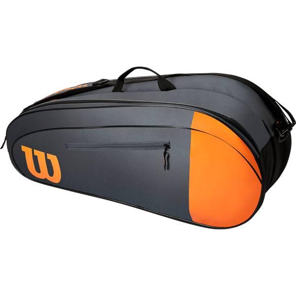 """WILSON Tennistasche """"Burn Team 6 Pack"""""""