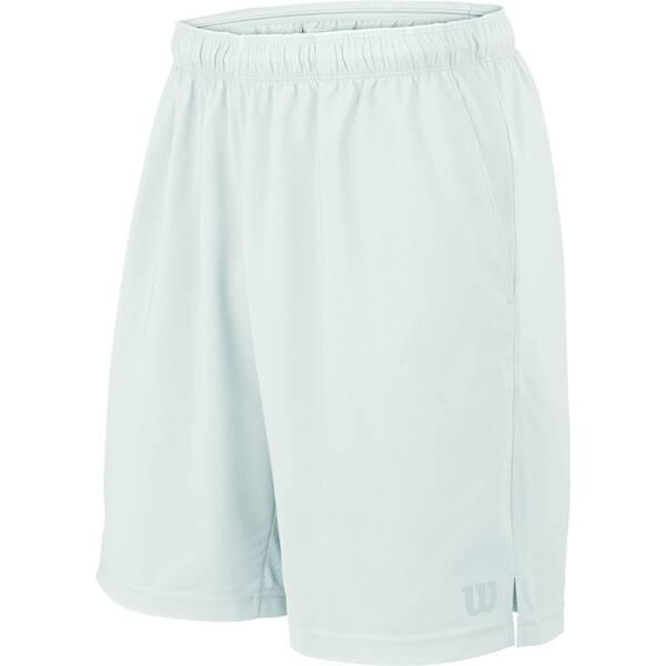 WILSON Herren Tennisshorts Rush 9 Woven Short | Sportbekleidung > Sporthosen > Tennisshorts | White | WILSON