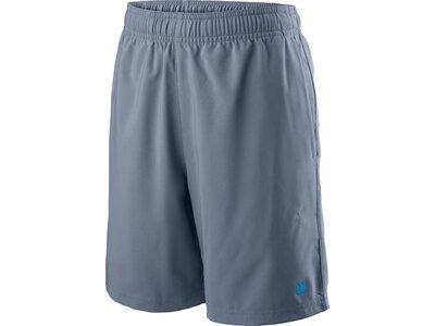 WILSON Kinder Shorts B TEAM 7 SHORT FLINT Grau