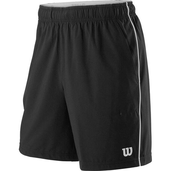 WILSON Herren Shorts M COMPETITION 8 SHORT