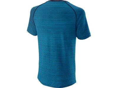 WILSON Herren Trainingsshirts Blau
