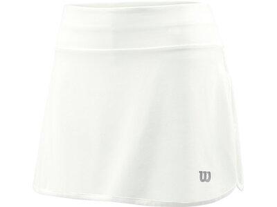 WILSON Damen Rock TRAINING 12.5 Weiß