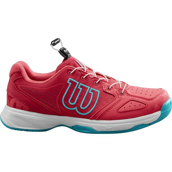 WILSON Kinder Tennisoutdoorschuhe KAOS JUNIOR QL