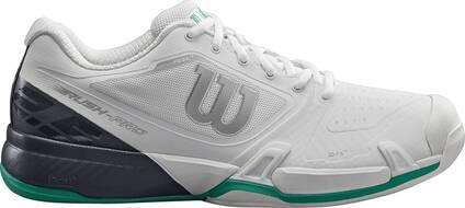 WILSON Herren Tennisoutdoorschuhe RUSH PRO 2.5 2019