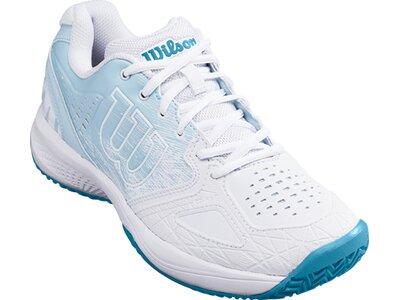 WILSON Damen Tennisoutdoorschuhe KAOS COMP 2.0 Weiß