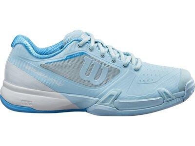 WILSON Damen Tennisoutdoorschuhe RUSH PRO 2.5 Blau