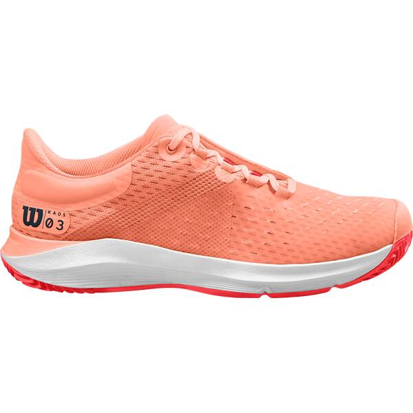 WILSON Damen Tennisoutdoorschuhe KAOS 3.0 CLAY