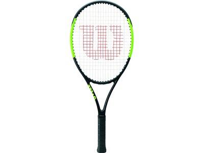 WILSON Kinder Tennisschläger BLADE 25 TNS RKT Grau