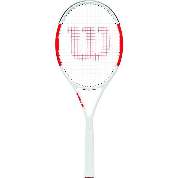 WILSON Herren Tennisschläger SIX.ONE TEAM 95 RKT W/O CVR