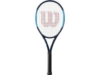 WILSON Herren Tennisschläger ULTRA 100L TNS FRM W/O CVR Grau