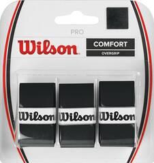 WILSON PRO OVERGRIP BK