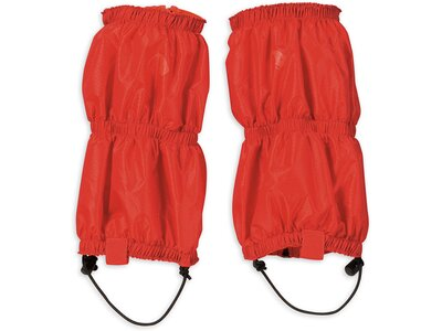 TATONKA Gaiter Ripstop short light Rot