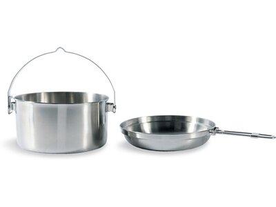 TATONKA Geschirr Kettle 2,5 Grau