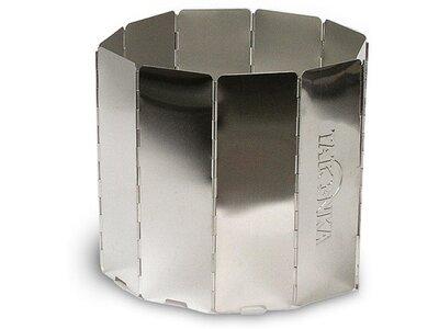 TATONKA Kocher Faltwindschutz 10tlg Silber