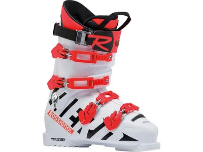 ROSSIGNOL HERO WORLD CUP 130 MED WHITE Silber