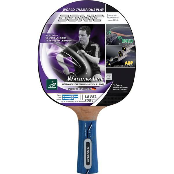 Donic Tischtennisschläger Waldner 800