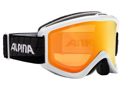 """ALPINA Skibrille """"Smash 2.0"""" Schwarz"""