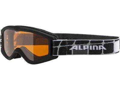 ALPINA Kinder Skibrille Carvy Grau
