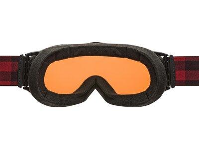 """ALPINA Ski- und Snowboardbrille """"Challenge 2.0 QH"""" Braun"""