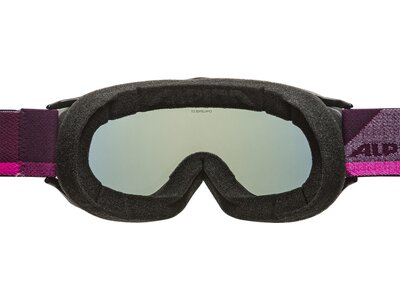 "ALPINA Skibrille ""Challenge 2.0 HM"" Pink"