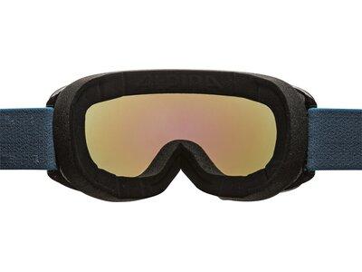 ALPINA Ski- und Snowboardbrille Granby MM grün Blau