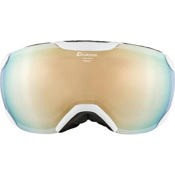 ALPINA Ski- Snowboardbrille Pheos S MM