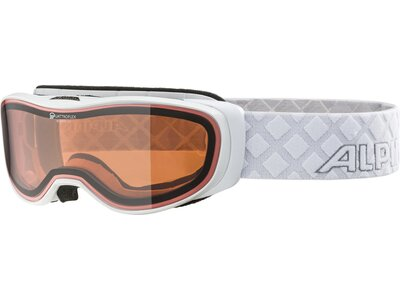 """ALPINA Ski- und Snowboardbrille """"Bonfire 2.0 QH"""" Pink"""