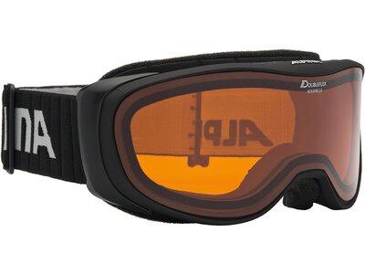 ALPINA Skibrille BONFIRE 2.0 D Schwarz