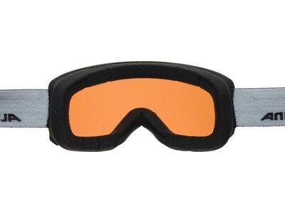 """ALPINA Ski- und Snowboardbrille """"Scarabeo QH"""" Braun"""