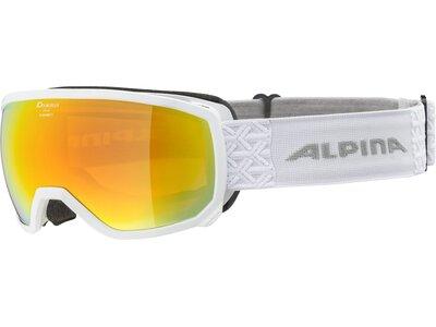 ALPINA Kinder Skibrille Scarabeo Junior Orange