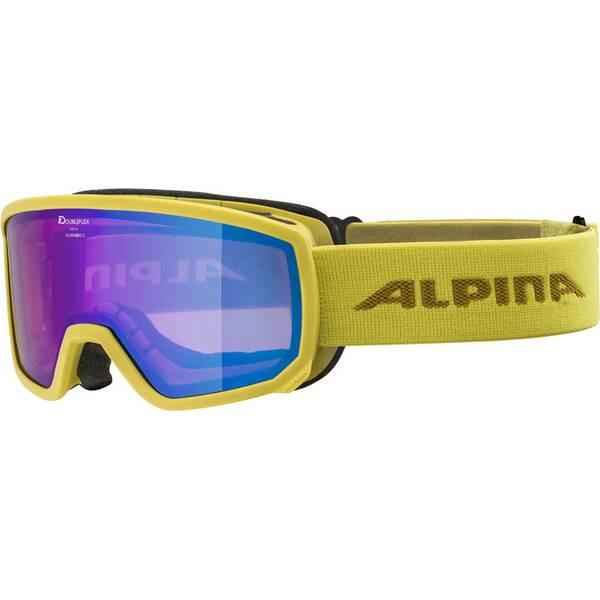 "ALPINA Damen Skibrille/Snowboardbrille ""Scarabeo S MM"""