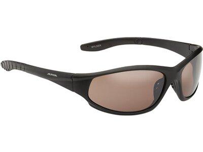 ALPINA Sonnenbrille / Sportbrille Wylder Grau