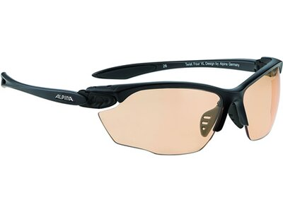 ALPINA Brille TWIST FOUR VL+ Braun